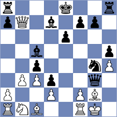 Mortazavi - Ivanisevic (chess.com INT, 2020)