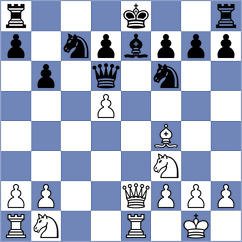 Norowitz - Baldauf (chess.com INT, 2020)