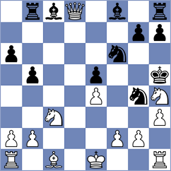 Paravyan - Musovic (chess.com INT, 2021)