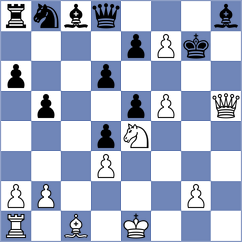 Agamaliev - Bouget (chess.com INT, 2021)