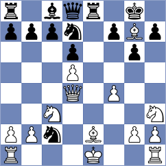 Botez - Shahade (chess.com INT, 2021)