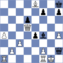 Krishnan - Kuzubov (chess.com INT, 2021)