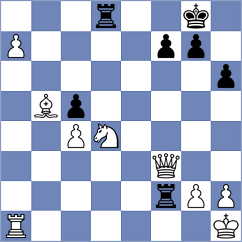 Kalogeris - Sergienko (chess.com INT, 2020)