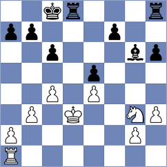Coutton - Arnaudov (Europe-Chess INT, 2020)