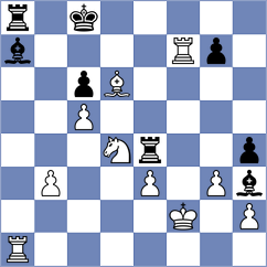 Khotenashvili - Lammens (chess.com INT, 2020)