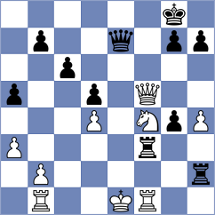 Barrionuevo - Bjerre (chess.com INT, 2021)