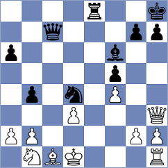Varney - Hebden (chess.com INT, 2021)