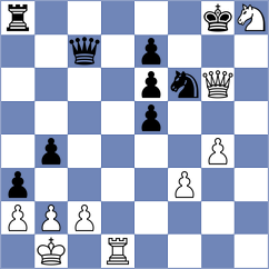 Liyanage - Martin Carmona (chess.com INT, 2021)