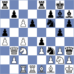 Gusarov - Dubov (chess.com INT, 2020)