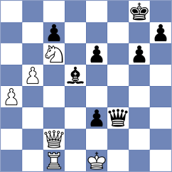 Bluebaum - Moussard (chess.com INT, 2021)