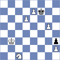 Molina - Mroziak (chess.com INT, 2020)