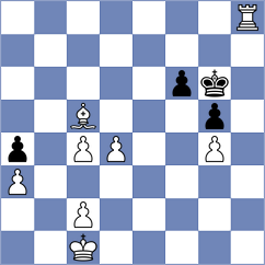 Santiago - Shirazi (chess.com INT, 2020)