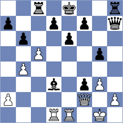 Lopez del Alamo - Stocek (chess.com INT, 2021)
