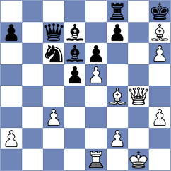 Mamedov - Bluebaum (chess24.com INT, 2020)