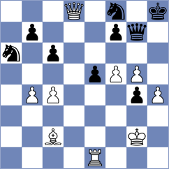 Ivanisevic - Hebden (chess.com INT, 2021)