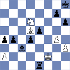 Mouret - Mareau (Europe-Chess INT, 2020)