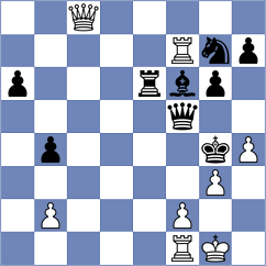 Pavlovic - Kazakouski (chess.com INT, 2020)