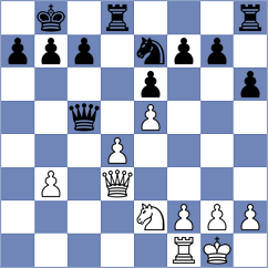 Crevatin - Rustemov (chess.com INT, 2021)
