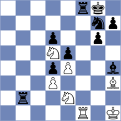 Saldano Dayer - Wagh (chess.com INT, 2021)