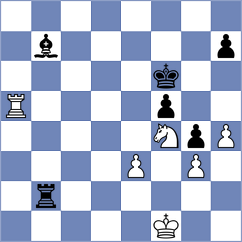 Volkov - Gordievsky (chess.com INT, 2020)