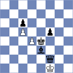 Bluebaum - Sapunov (chess.com INT, 2021)