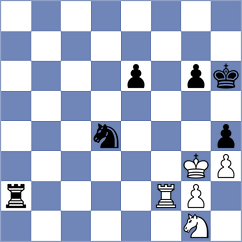 Tica - Svidler (chess.com INT, 2020)