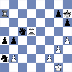 Ibrayev - Golubka (chess.com INT, 2021)