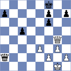 Banusz - Fridman (chess.com INT, 2020)