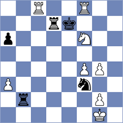 Gascon Del Nogal - Bluebaum (chess24.com INT, 2020)
