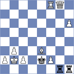 Perunovic - Belozerov (chess.com INT, 2020)
