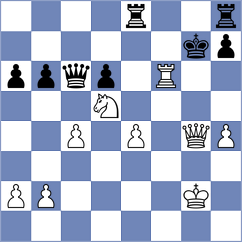 Vedmediuc - Hejazipour (Europe-Chess INT, 2020)