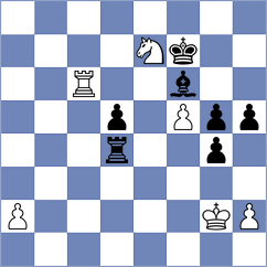 Wagh - Tregubov (chess.com INT, 2020)