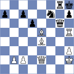 Philippe - Zachary (Europe-Chess INT, 2020)