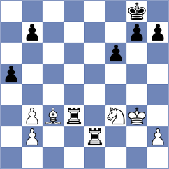 Cramling Bellon - Skatchkov (chess.com INT, 2021)