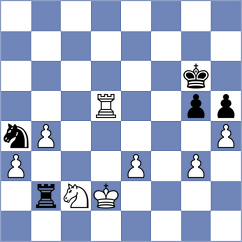 Artemiev - Grachev (chess.com INT, 2020)