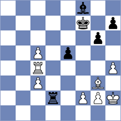 Chigaev - Blohberger (chess.com INT, 2020)