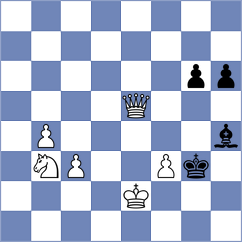 Chigaev - Barrientos (chess.com INT, 2020)