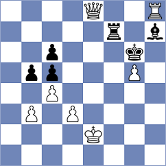 Barbosa - Djukic (chess.com INT, 2020)