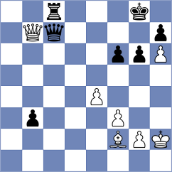 Pantzar - Matlakov (chess.com INT, 2020)