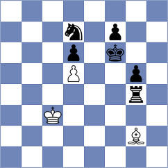 Gautier - Glek (Europe-Chess INT, 2020)