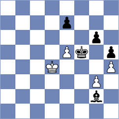 Hamley - Almeida Junior (chess.com INT, 2021)