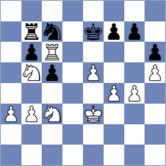 Gusarov - Babiy (chess.com INT, 2021)
