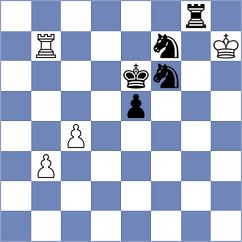 Holt - Fedoseev (chess.com INT, 2020)