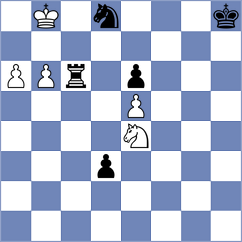 Chabris - Maksimovic (chess.com INT, 2021)