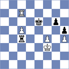 Gusarov - Burdalev (chess.com INT, 2021)