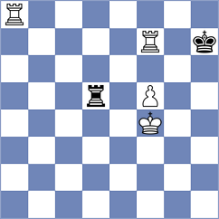 Stark - Molina (chess.com INT, 2021)