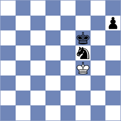 Bluebaum - Perunovic (chess.com INT, 2020)